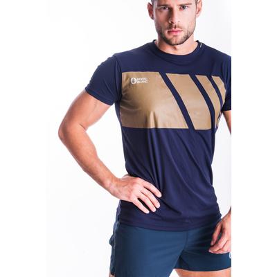 Moška majica Nordblanc Zapuščina tm. modra NBSMF7458_NMM, Nordblanc