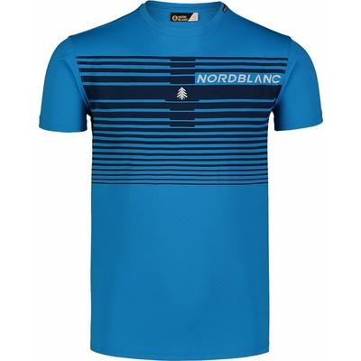 Moška majica Nordblanc Gradiant modra NBSMF7459_AZR, Nordblanc