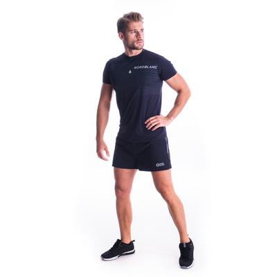 Moška majica Nordblanc Gradiant Črna NBSMF7459_CRN, Nordblanc