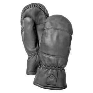 rokavice Hestra usnje box Mitt svart, Hestra