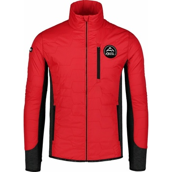 Moška športna jakna Nordblanc Črna krpa rdeča NBWJM7518_MOC, Nordblanc