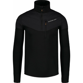 Moška športna jakna Nordblanc Turtleneck Črna NBWJM7521_CRN, Nordblanc