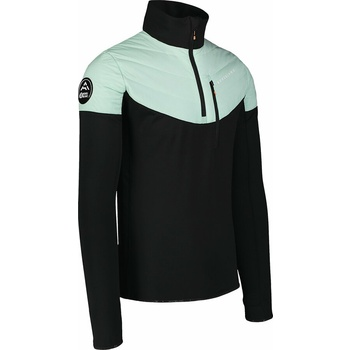 Moška športna jakna Nordblanc Turtleneck zelena NBWJM7521_ZEU, Nordblanc