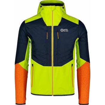 Moški šport jakna Nordblanc Sestava zelena/modra NBWJM7523_JSZ, Nordblanc