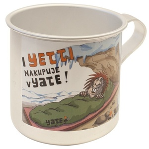 skodelica YATE 0,4 l Alu, Yate
