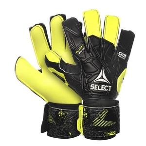 Vratar rokavice Select GK rokavice 03 Mladi Stanovanje rez črna oranžna, Select