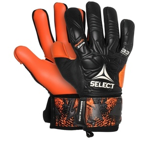 Vratar rokavice Select GK rokavice 33 Vse okrog Negativno cut črna oranžna, Select