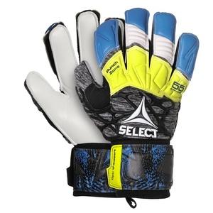Vratar rokavice Select GK rokavice 55 ekstra Force Stanovanje rez blue siva, Select