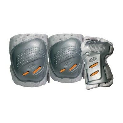 Zaščitni vložki Tempish Cool Maxa 3 srebrna/oranžna, Tempish