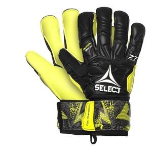 Vratar rokavice Select GK rokavice 77 super Grip Hyla rez črna oranžna, Select