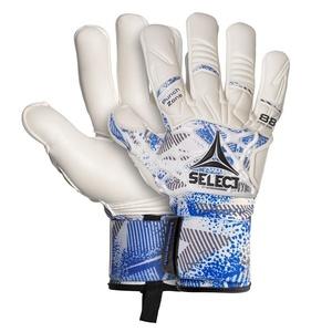 Vratar rokavice Select GK rokavice 88 za Grip Negativno rez bela blue, Select