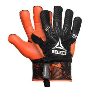 Vratar rokavice Select GK rokavice 93 Elite Hyla rez črna oranžna, Select