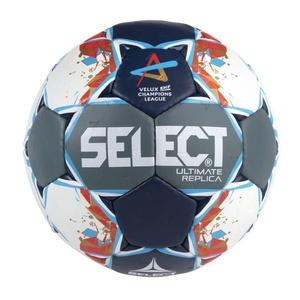 rokomet žoga Select HB Ultimate replika prvakov Liga moški siva blue, Select