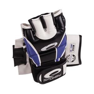 usnje rokavice na MMA Spokey Junya blue, Spokey