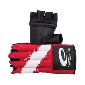 rokavice Spokey Ryuji rdeča, Spokey