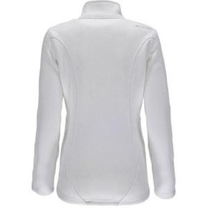 pulover Spyder ženske `s` prenašati Core Mid WT Polna zip 878050-100, Spyder