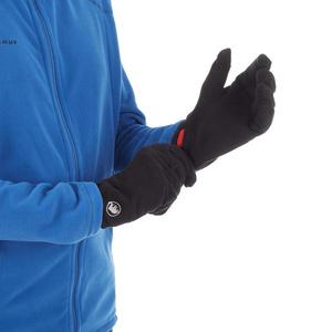 rokavice Mammut flis Glove (190-05921) črna 0001, Mammut