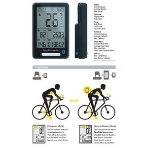 TOPEAK PanoComputer Bluetooth + Cadence senzor TPB-CSC01B, Topeak