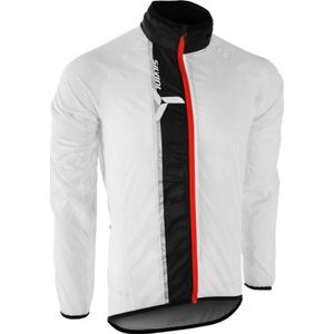 moški ultra svetloba jakna Silvini GELA MJ801 bela-črna, Silvini