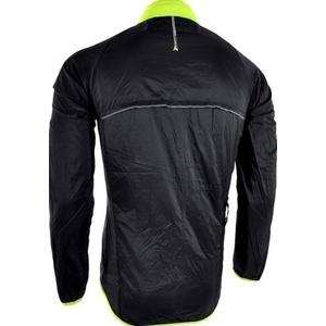 moški ultra svetloba jakna Silvini GELA MJ801 črno-neon, Silvini
