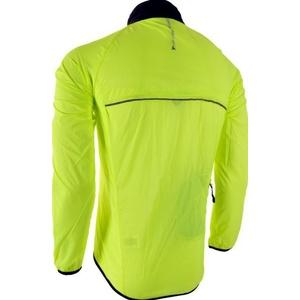 moški ultra svetloba jakna Silvini GELA MJ801 neon-črna, Silvini