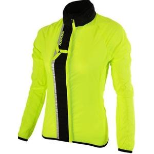 dame ultra svetloba jakna Silvini GELA WJ802 neon-črna, Silvini