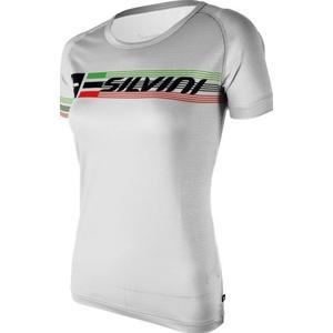ženske majica Silvini PROMO WT854 bela, Silvini