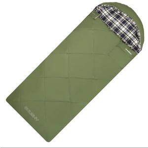 spanje torba odeja Husky Kids Galy -5°C zelena, Husky