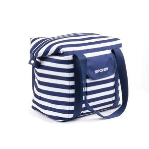 plaža termo torba Spokey SAN REMO mornar stripes, Spokey