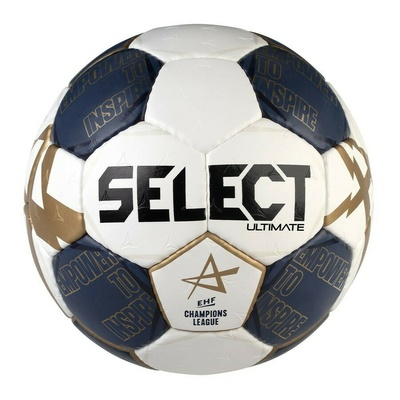 Rokomet kroglica Select HB Nova rumena in modra, Select