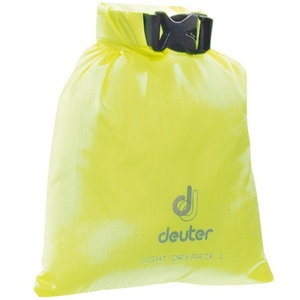 nepremočljiva torba Deuter svetloba Drypack 1 neon (39680), Deuter