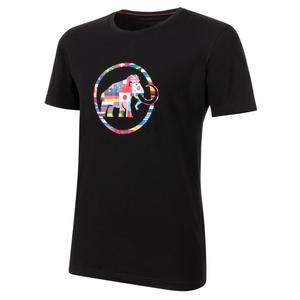 moški majica Mammut Narodov Majica moški črna 0001, Mammut
