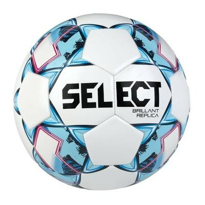 Takccer ball Select FB Brillant Replika belo-modra, Select