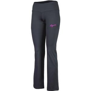 ženske fitnes hlače Rogelli Fady črni in roza 050.208, Rogelli