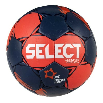Rokomet kroglica Select HB Ultimate Replika EL rdeča in modra, Select