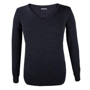 ženski pulover Kama 5101 111 temno siva, Kama