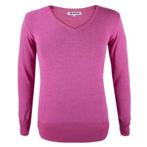 ženski pulover Kama 5101 114 roza, Kama