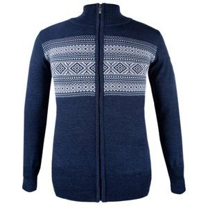 ženski pulover Kama 5102 108 temno blue, Kama