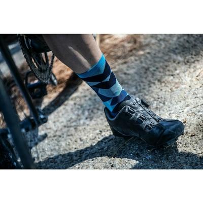 Oblikovanje funkcishelna nogavice Rogelli LESTVICA 14, blue 007.154, Rogelli