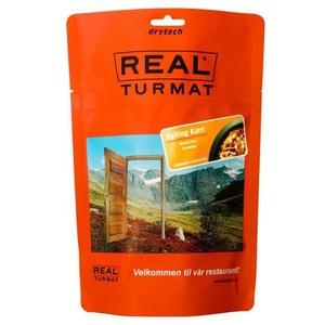 Real Turmat piščanec na curry z riž, 138 g