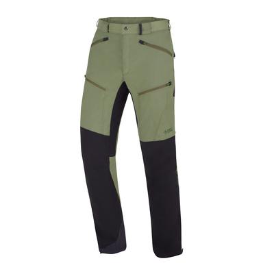 hlače Direct Alpine Fraser kaki / črna
