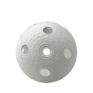 floorball balon Oxdog rotor bela, Oxdog