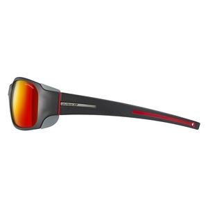 sončno očala Julbo MONTEROSA SP3 CF mat črna / rdeča, Julbo