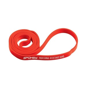 odporen gumi Spokey POWER II rdeča odpornost 8-15 kg, Spokey