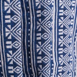 zibanje omrežje Spokey Zuni modro-bela, Spokey