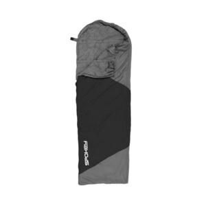 spanje torba Spokey ULTRALIGHT 600 II črna / siva, prav pritrditev, Spokey