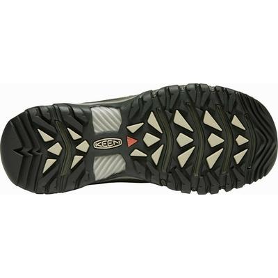 Čevlji Keen TARGHEE III WP Moški Črna bungee kabel/črna barva, Keen