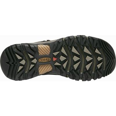 Čevlji Keen TARGHEE III Sredina WP Moški črni olivna/zlata rjava, Keen