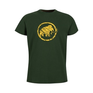 moški majica Mammut logo Majica moški (1017-07295) gozd