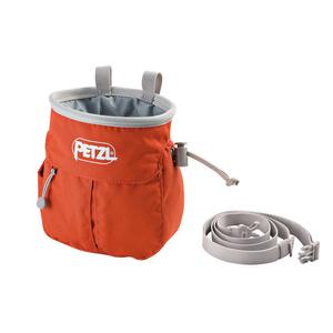 torba na magnezij PETZL Sakapoche oranžna, Petzl